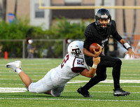 PSJA High at Brownsville Rivera Non-District Football