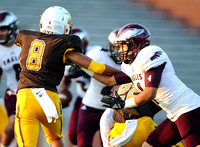 Mission at Brownsville Hanna Non-District Football