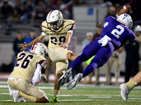 Los Fresnos Weslaco High 32-6A Football