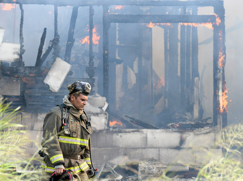 Brownsville Residential Fire