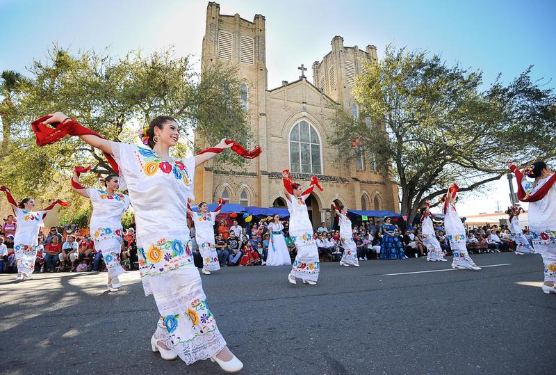 BISD Childrens Charro Days Parade